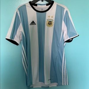 online store ea677 a2576 Adidas Argentina national team jersey HOME